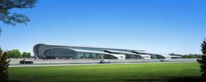 天津健康产业园体育基地新建曲棍球场弱电工程