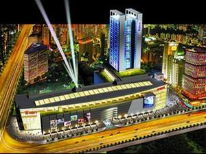 天津铜锣湾广场智能化系统