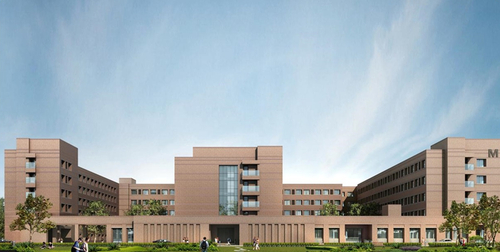 天津中德应用技术大学改扩建一期留学生宿舍与教师公寓弱电工程