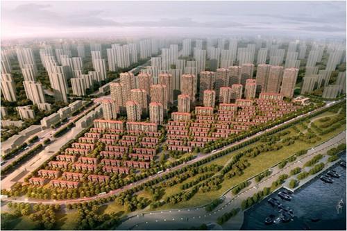 世茂集团津南住宅小区项目